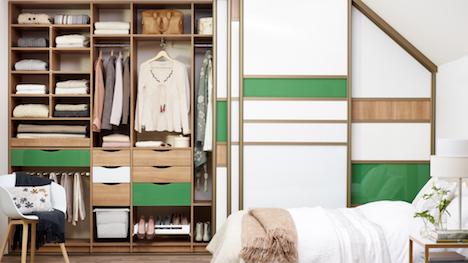 ELFA - Bygg din egen garderob