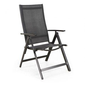 Positionsstol DINO svart/svart