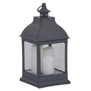 Lanterna MONA LED grå