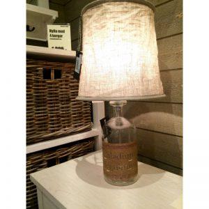 Lampfot OLIVER glas