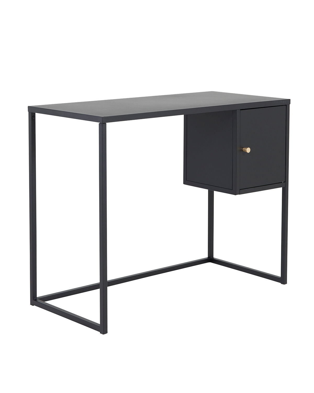 Skrivbord BAKAL svart Tofta Möbel AB